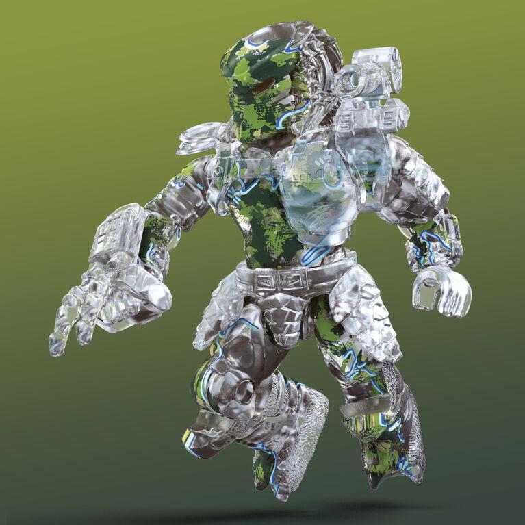 Mega Construx - MCX Heros - Predator (Prédateur)