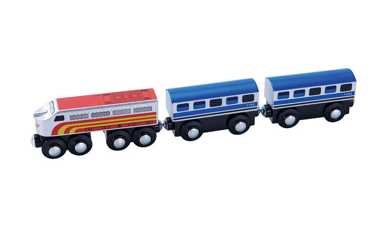 Imaginarium Express - 3 Pack Train Set
