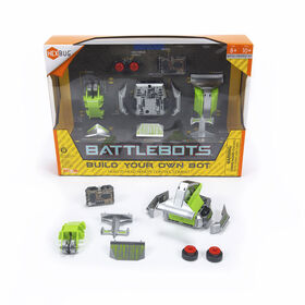 Hexbug Battlebot Build Your Own Bot - Green