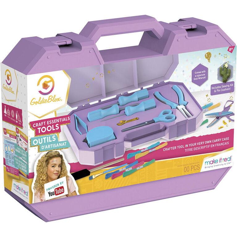Goldie Blox Craft Tool Kit