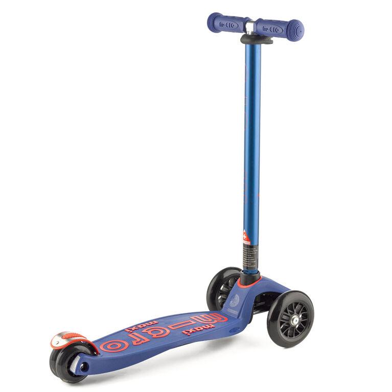 Micro Scooters - Maxi Micro Deluxe Kickboard Blue