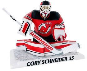 Cory Schneider des Devils du New Jersey -  Figurine de la LNH de 6 pouces.