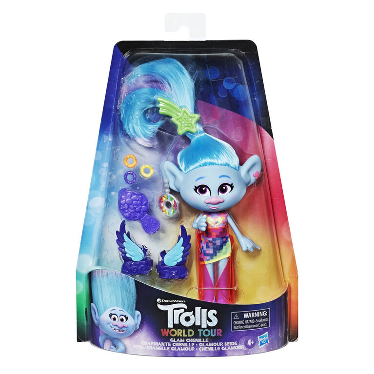 Les Trolls de DreamWorks - Poupée Charmante Chenille