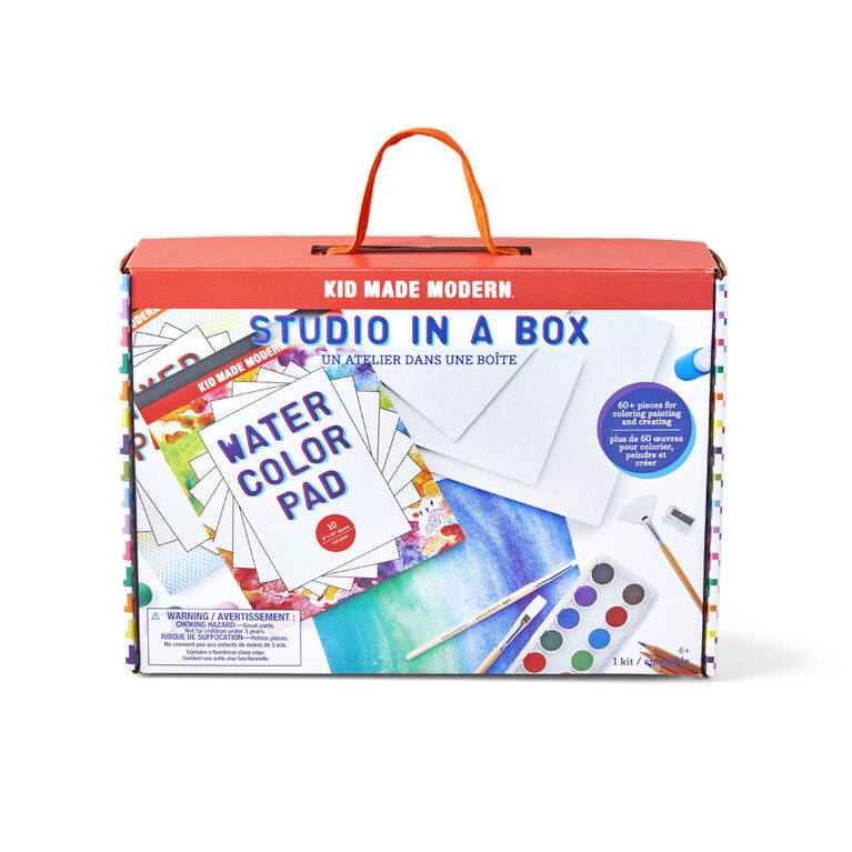 Studio in a Box - English Edition