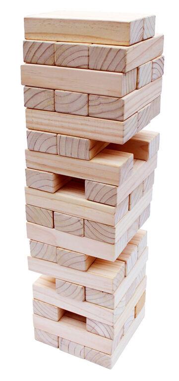 Giant Tumbling Blocks Family Series
