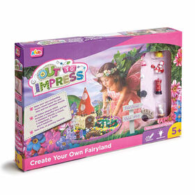 Out To Impress Create Your Own Fairyland - English Edition