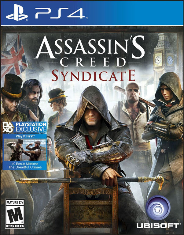 PlayStation 4 - Assassin's Creed Syndicate: Limited Edition