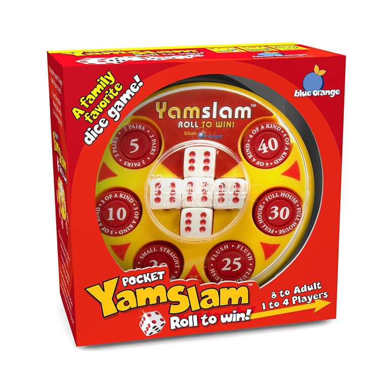 Yamslam Pocket Game