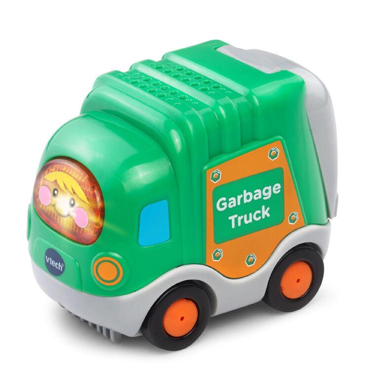 Go! Go! Smart Wheels Garbage Truck - English Edition