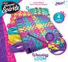 Cra-Z-Art Shimmer N' Sparkle Weaving Loom
