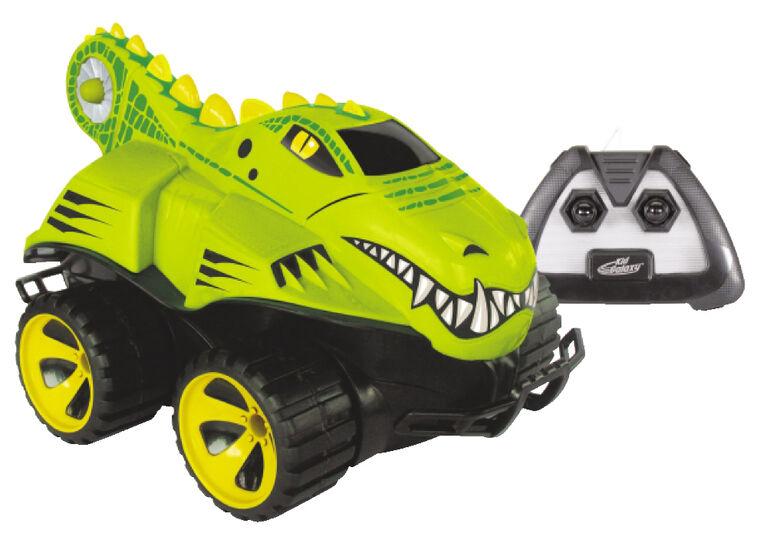 Morphibian - Téléguidé amphibie Crocodile.