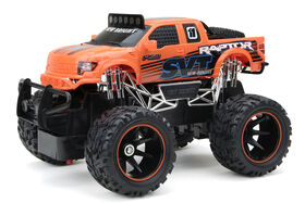 1:24 RC Hors route - Ford 150 Raptor - Orange.