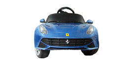 Best Ride on Cars Ferrari F12 - 12V - Blue