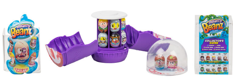 Mighty Beanz 8 Pack