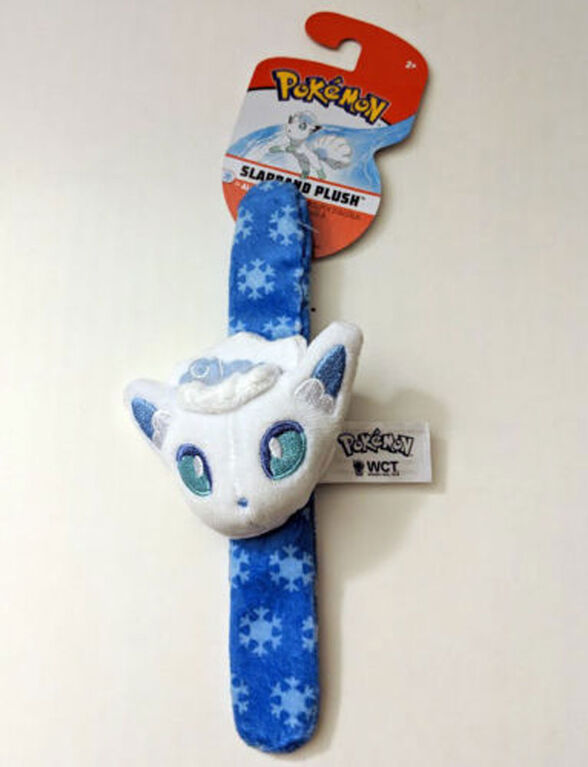 Pokémon Slap Band Plush - Aolan Vulpix