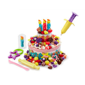 Nick Jr. Ready Steady Dough Celebration Cake Set