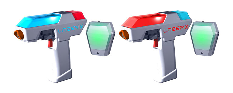 Micro Pistolets Laser X