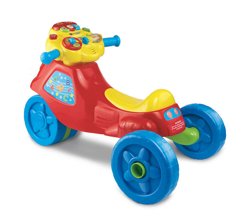 VTech 2-in-1 Learn & Zoom Motorbike - French Edition