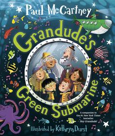 Grandude's Green Submarine - English Edition