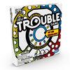 Hasbro Gaming - Jeu TROUBLE - les motifs peuvent varier