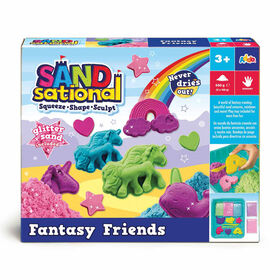Sandsational Fantasy Friends Set