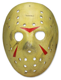 Friday the 13th - Prop Replica - Jason Mask Part 3