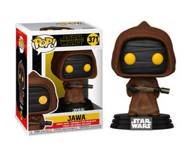 Figurine en Vinyle Jawa par Funko POP! Star Wars