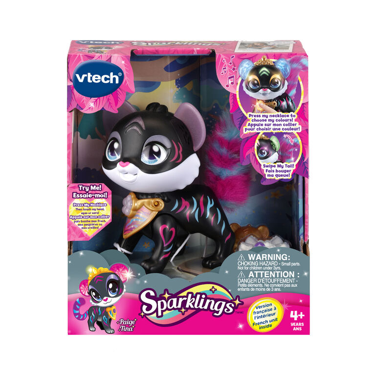 VTech Sparklings Tina the Tiger - French Edition