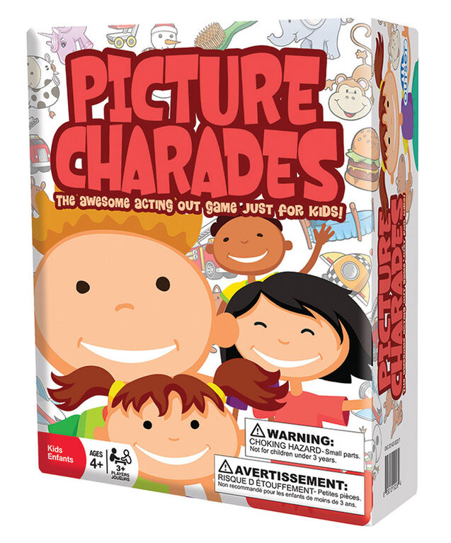 Outset Media - Picture Charades  - English Edition