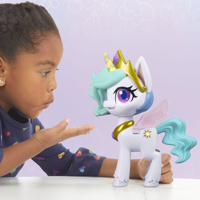 My Little Pony Magical Kiss Unicorn Princess Celestia - R Exclusive