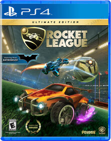 Play Station 4-Rocket League Ultimate Edition