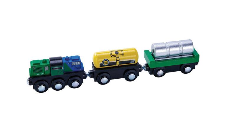Imaginarium Express - Ensemble de 3 Trains