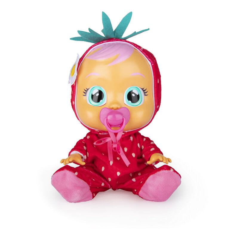 Cry Babies Tutti Frutti Ella The Strawberry Scented Doll