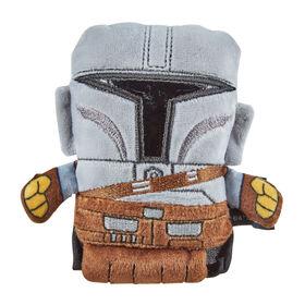 Star Wars: The Mandalorian Bounty Hunter 4-inch Plush