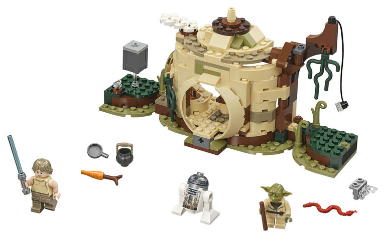 LEGO Star Wars TM Yoda's Hut 75208