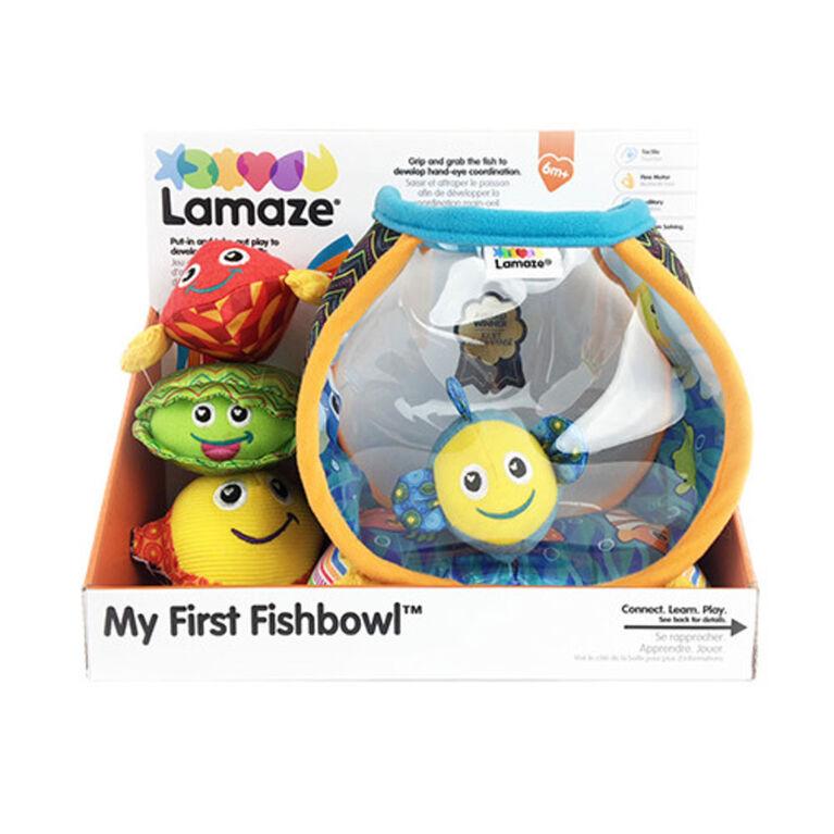 Mon premier aquarium de Lamaze