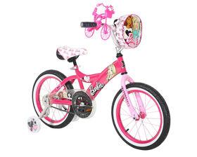 Dynacraft - Bicyclette Barbie de 16 po (40,64 cm) - Notre exclusivité