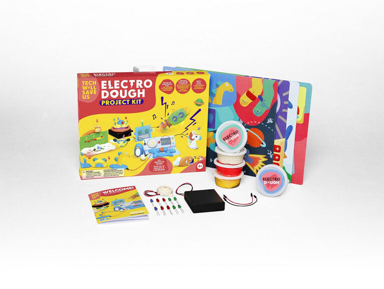 Electro Dough Project Kit - English Edition
