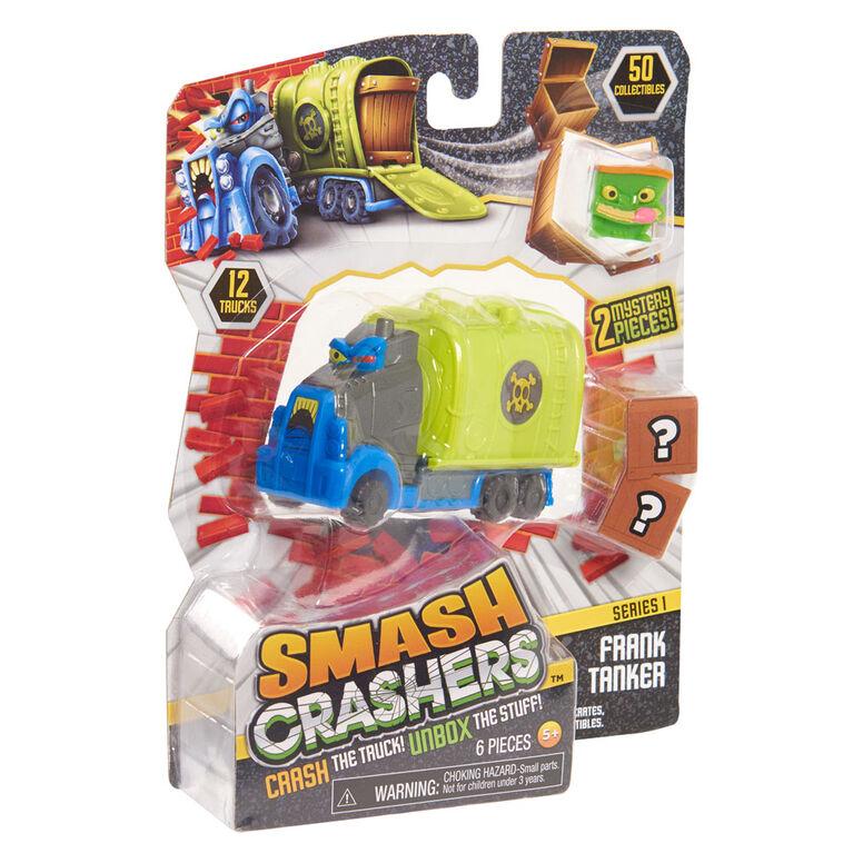 Smash Crashers Frank Tanker