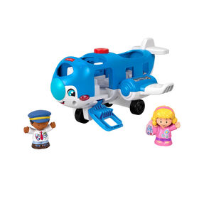 Fisher-Price Little People - Avion Petits voyageurs - Édition anglaise