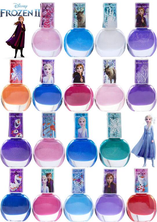 Frozen II 18 Pack de vernis à ongles