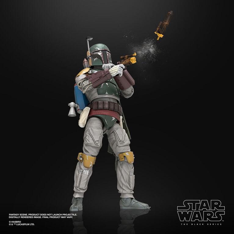 Star Wars The Black Series Boba Fett Action Figure