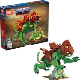 Mega Construx- Les Maîtres de l'Univers- Tigre de Combat