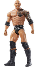 WWE The Rock Wrestlemania Action Figure