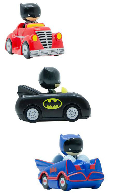 YuMe Wheels of Gotham Collectible Blind Box (Ships in Randomly Assorted Styles)