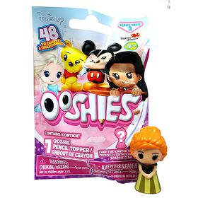 Disney Princess Ooshies Series 2 Blind Bag