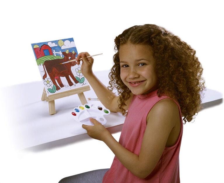 Imaginarium Creations - Ensemble de peinture sur toile