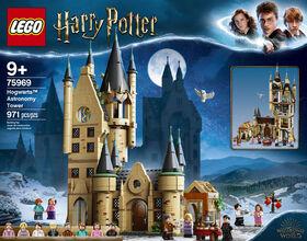 LEGO Harry Potter La Tour d'astronomie de Poudlard 75969