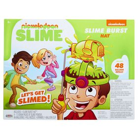 Nickelodeon Slime Burst Hat Game