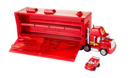 Disney/Pixar Cars Micro Racer Transporter